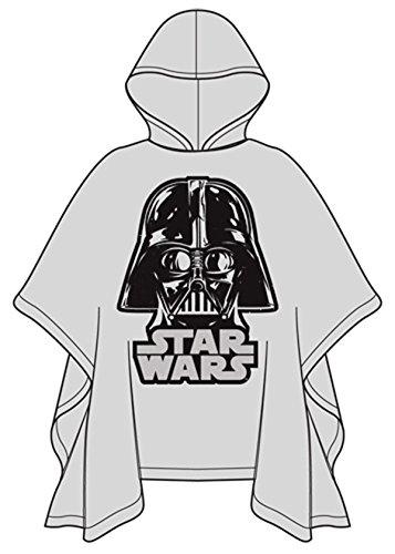 Star Wars Darth Vader Hooded Rain Poncho