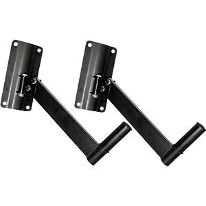 Amazon.com: Pyle-Pro PSTND6 Wall Mount Speaker Bracket