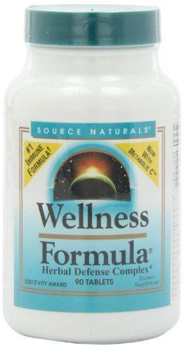 Source Naturals Wellness Formula - 90 Tablets