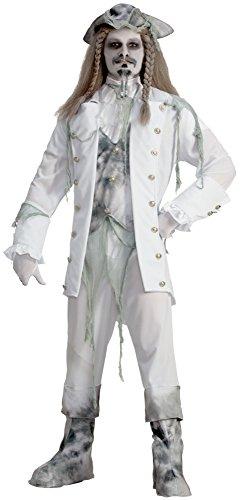 Men's Ghost Captain Costume