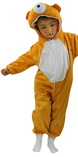 Unisex Children's Bear Costume
