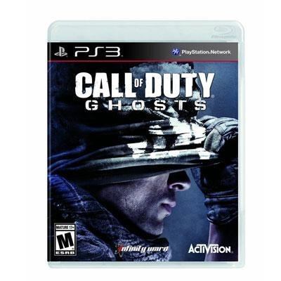 Activision Blizzard Inc Genuine Call Of Duty Ghosts PS3
