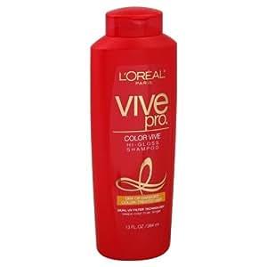 Amazon.com: Loreal Vive Pro Color Care Hair Shampoo for