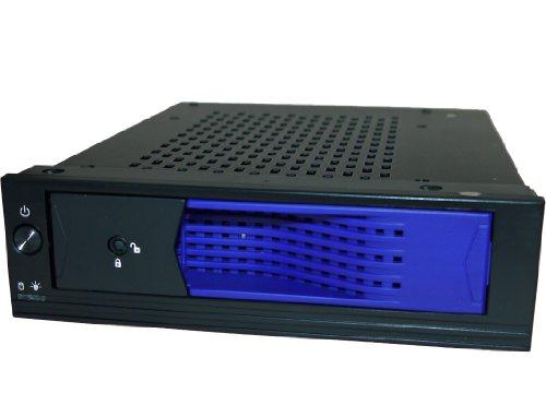 アユート ウルトララックマウンタ ブルー MV-HDD5RAC-BL