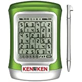 Toy / Game Kenken Electronic Handheld Game With Thousands Of Puzzles For Hours Of Endless Challenge