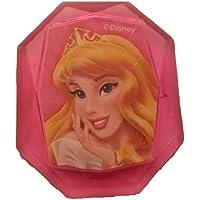 Disney Princess Gemstone Cupcake Topper Ring- Sleeping Beauty- Set Of 12