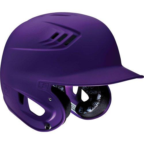 Rawlings S70X1 70MPH Solid Rubberized Matte Batting Helmet -
