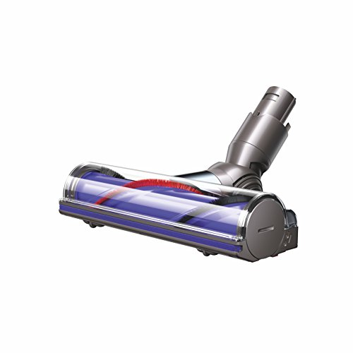 Dyson V6 Absolute (Handstaubsauger, Digitaler Motor, 350 W, 2 Saugstufen, 20min Laufzeit, Nickel-Mangan-Cobalt Akku, Nachmotorfilter, für Teppich und Hartbodboden, inkl. Zubehör)