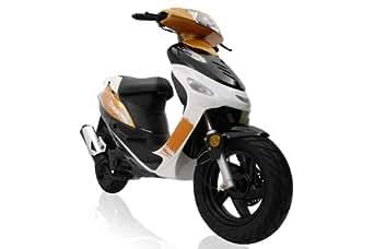 Motorroller Motoworx Forza 50 ccm 45 km/h: Amazon.de: Motorrad