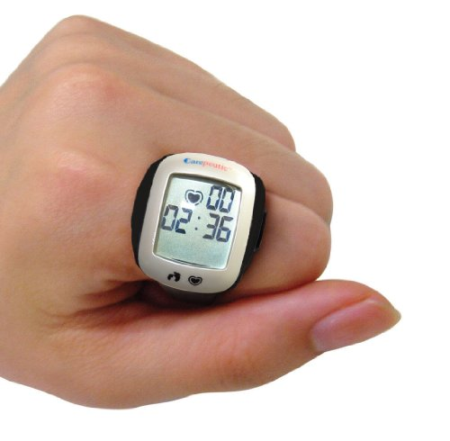 kh249 heart rate monitor ring