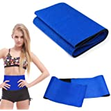 Advance Abdominal Belt Post Pregnency Tummy Trimmer Deluxe Waist Support Back Support Binder Super Quality Blue...