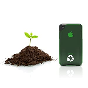 Biodegradable 3G/3GS iPhone Case from Innovez