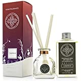 The Candle Company Reed Diffuser With Essential Oils - Gingerbread- 100ml/3.38oz