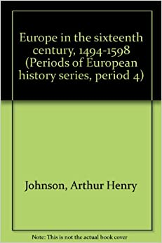 History of Europe in the Nineteenth Century