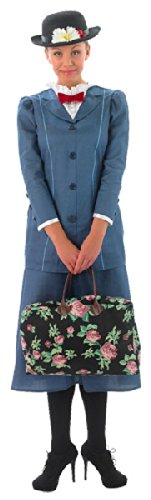Disney Mary Poppins Full Costume
