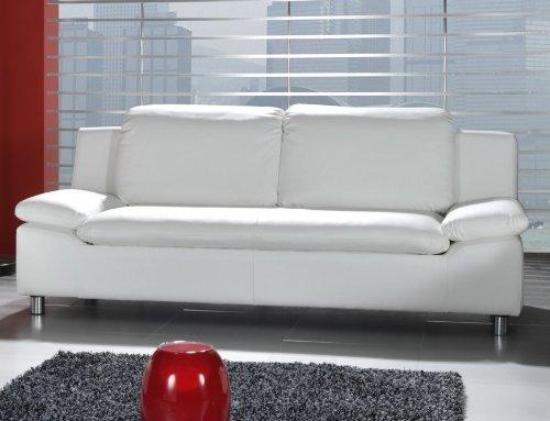 Sofa Fendi 2-Sitzer, Echtleder:Nein