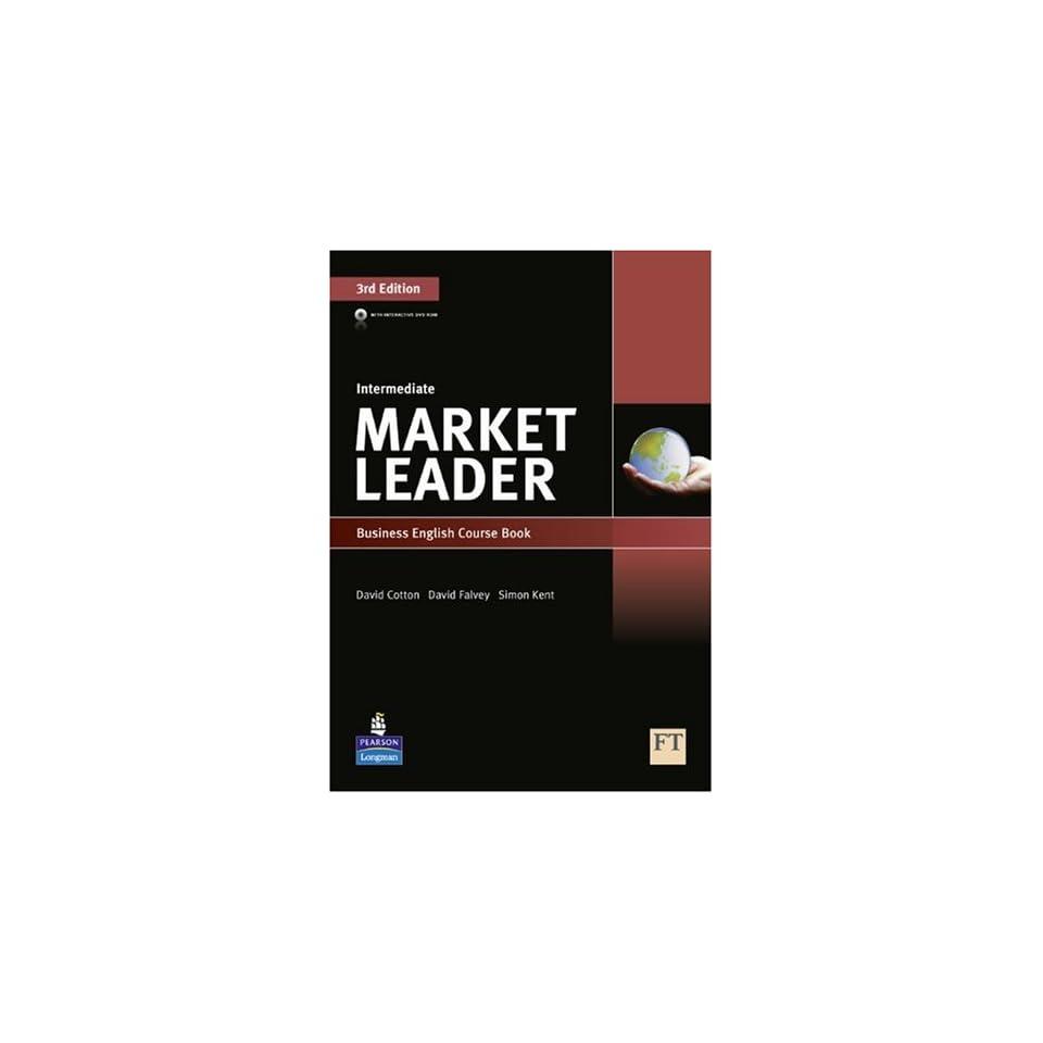 Market Leader Intermediate Course Book