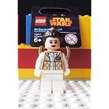 Lego Star Wars Princess Leia Minifigure Key Chain 850997