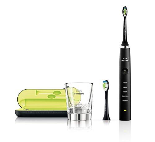 Philips HX9352/04 - Brosse à dents électrique Sonicare Diamond Clean avec têtes et....