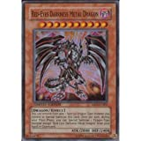Yugioh 5d's Red-Eyes Darkness Metal Dragon Super Rare Card Absolute Powerforce Limited Edition ABPF-ENSE2