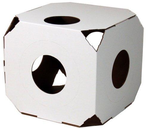 Catty Stacks Modular Cat Condos, Snow White by Catty Stacks