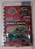 2001 Bobby Labonte #18 Interstate Batteries Jurassic Park III 2001 Pontiac Grand Prix Action Racing Collectables 1/64 Scale Hood Open Diecast Limited Production