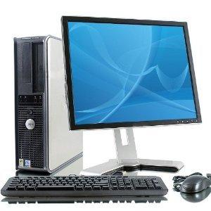 Dell Optiplex GX620 Intel Pentium 4 2800 MHz