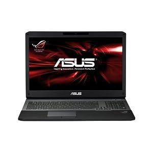 ASUS G75VW-AS71 17.3-Inch Laptop (Black)