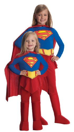 Rubies Supergirl Costume, Toddler