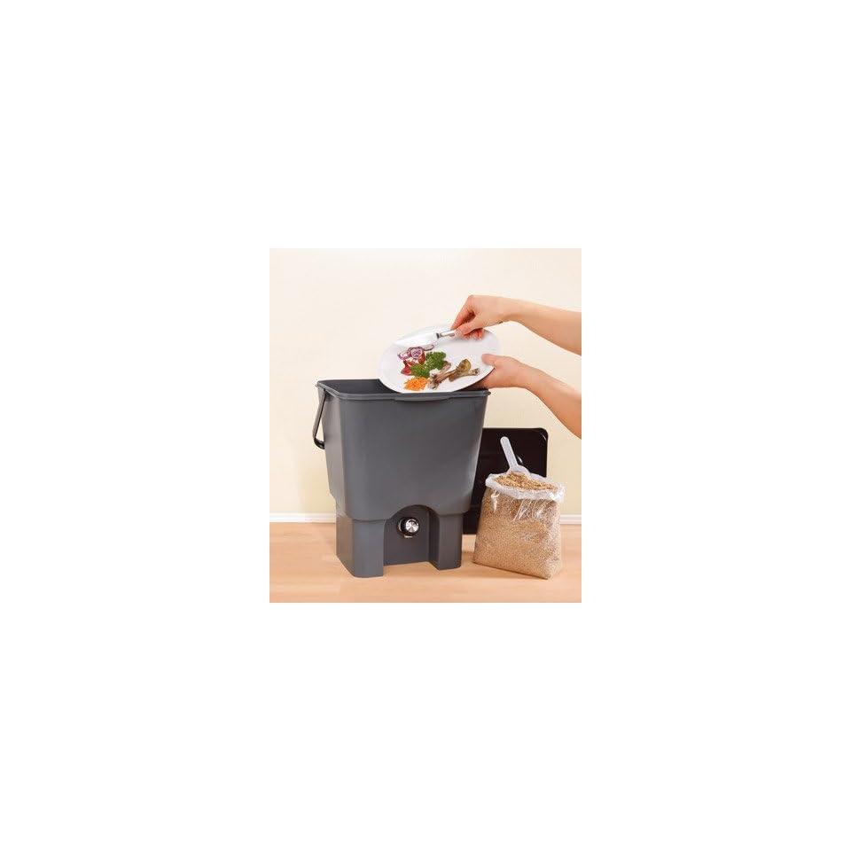Küchen Komposter Bokashi Garten on PopScreen