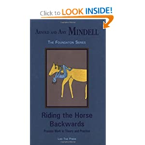 Riding the Horse Backwards: Process Work in Theory and Practice (Foundation series) Arnold Mindell PhD and Amy Mindell