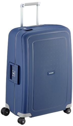Samsonite 49307/1247 Valise S'cure Spinner 69/25, 69 cm, 79 L, Bleu (Bleu Marine)