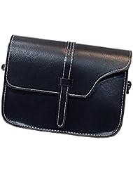 Modo Vivendi | Women Fashion Mini PU Leather Shoulder Bags | Messenger Bag Tote Handbags