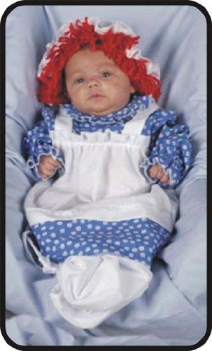 Raggedy Ann Bunting Costume