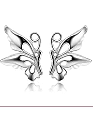 Butterfly Earings For Girls Studs Ear Studs For Women Stud Earrings 19 Likes Imitation Jewellery