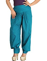Palazzo Pants For Women - 100% Cotton Palazzo Pants - Solid Colour - All Sizes Available By Ankita