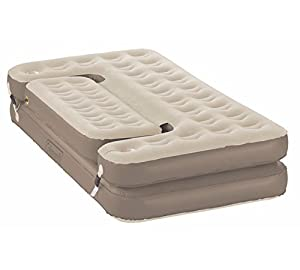 Amazon 5 in 1 TWIN KING Quickbed Air Bed Hide A Sofa Camping Air Mattresses Sports