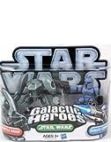 Star Wars 2010 Galactic Heroes Mini Figure 2Pack Senate Guard Aqua Droid