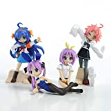 Lucky Star Gashapon (Set of 4)
