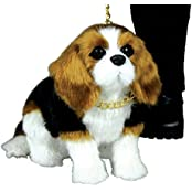 "Awsom Pets! Beagle Puppy Dog Pet Friend With Leash And Collar For 18"" Girl Dolls Like American Girl, Animals,..."