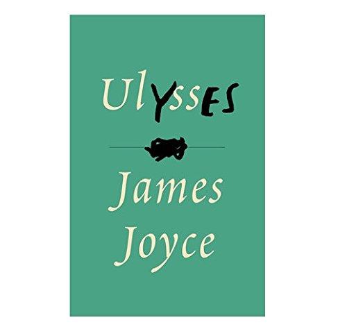 James--Joyce--Ulysses--Vintage--paperback