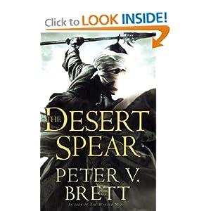 The Desert Spear Peter Brett