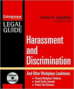 "Cover of ""Harassment and Discrimination: ..."