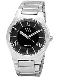 Watch Me Black Men Metal Swiss Wrist Watch Watch Me-0021-Bx