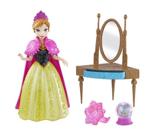 Disney Frozen Magiclip Small Doll Anna Giftset