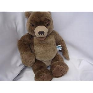 "Little Bear Plush Toy 17"" Collectible ; Maurice Sendak & Else Minarik"