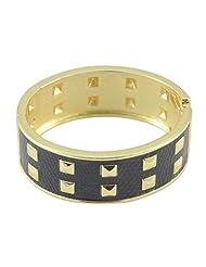 Gorgeous Coper Material Black & Golden Bracelet Gift Jewelry