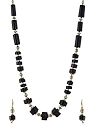 Charisma Creations Silver German Silver Chain Necklace Set For Women (CHCR0181)