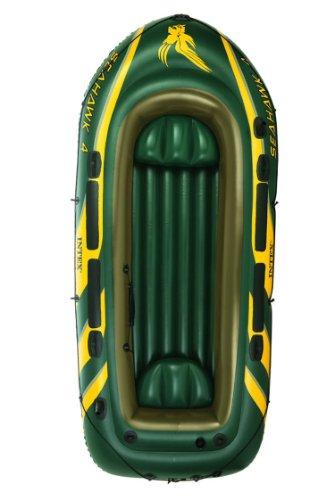 Intex Sehawk 4 Boat Set