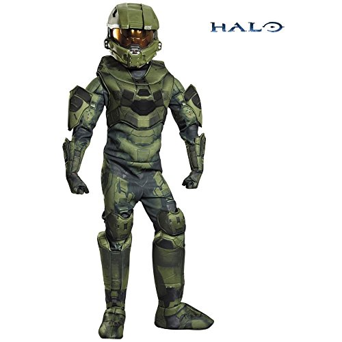 Disguise Master Chief Prestige Costume